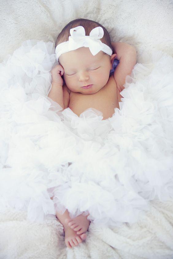 60 Tiaras para Bebês: Fotos, Modelos e Passo a Passo