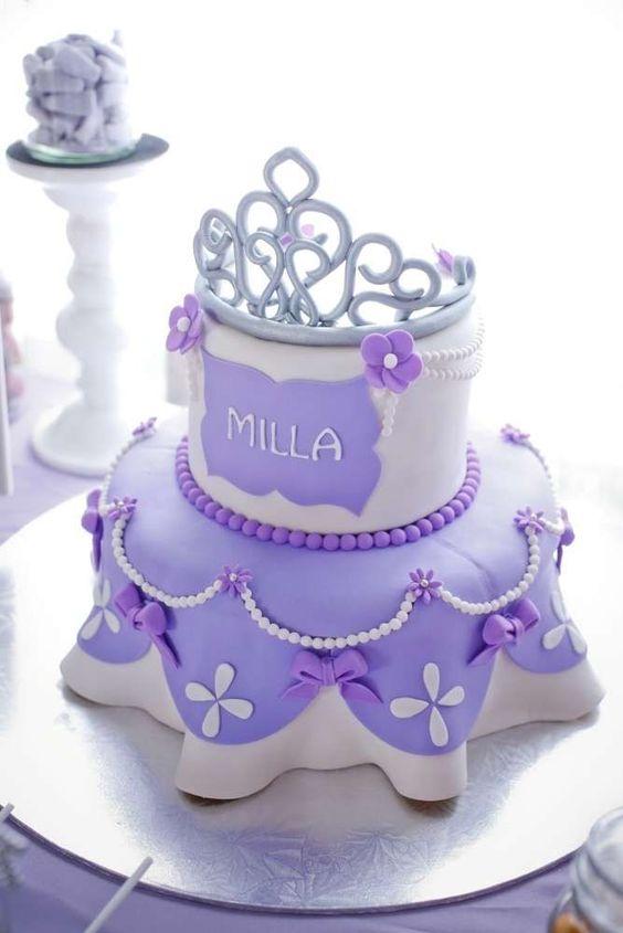festa da princesa sofia 60 referências fotos