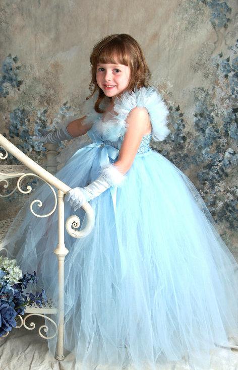 fantasias de cinderela infantil 60 modelos fotos