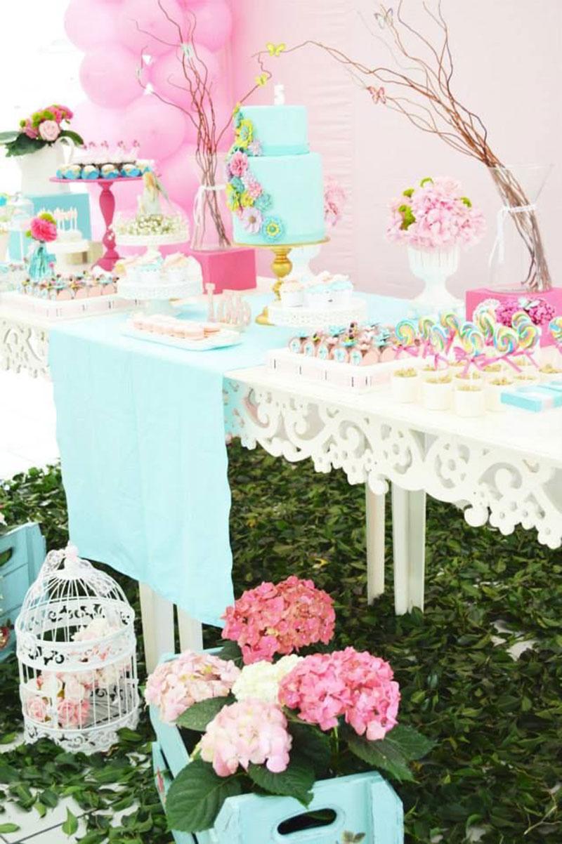 decoracao jardim encantado rustico:Festa Jardim Encantado: 60+ Referências de Decoração