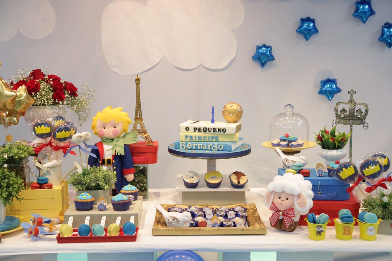 Festa Do Pequeno Principe 60 Ideias De Decoracao
