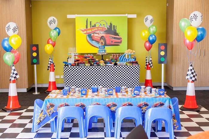 Festa Hot Wheels Infantil 60 Ideias Dicas Amp Fotos Lindas