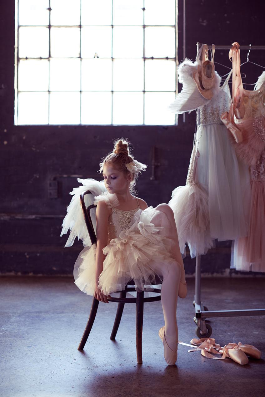 40604845e0 Roupas de Ballet Infantil  60+ Modelos   Fotos Lindas!