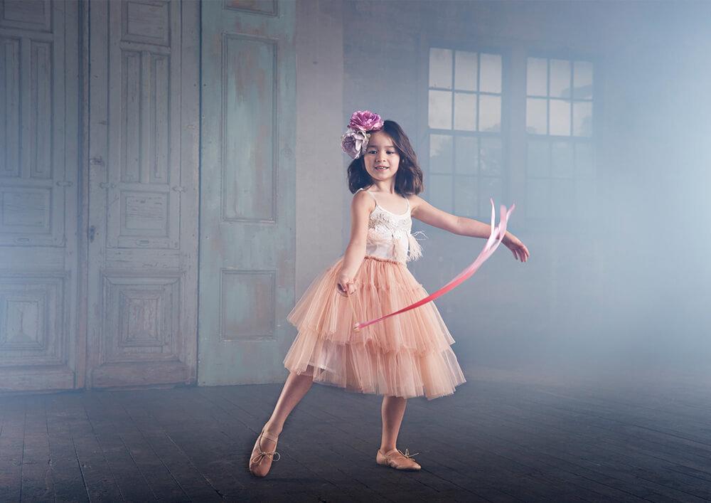 5e2c15cc9 Roupas de Ballet Infantil  60+ Modelos   Fotos Lindas!