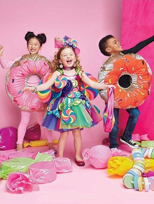 5b7c7d7bbe Fantasias de Carnaval Infantil  70+ Modelos   Fotos!