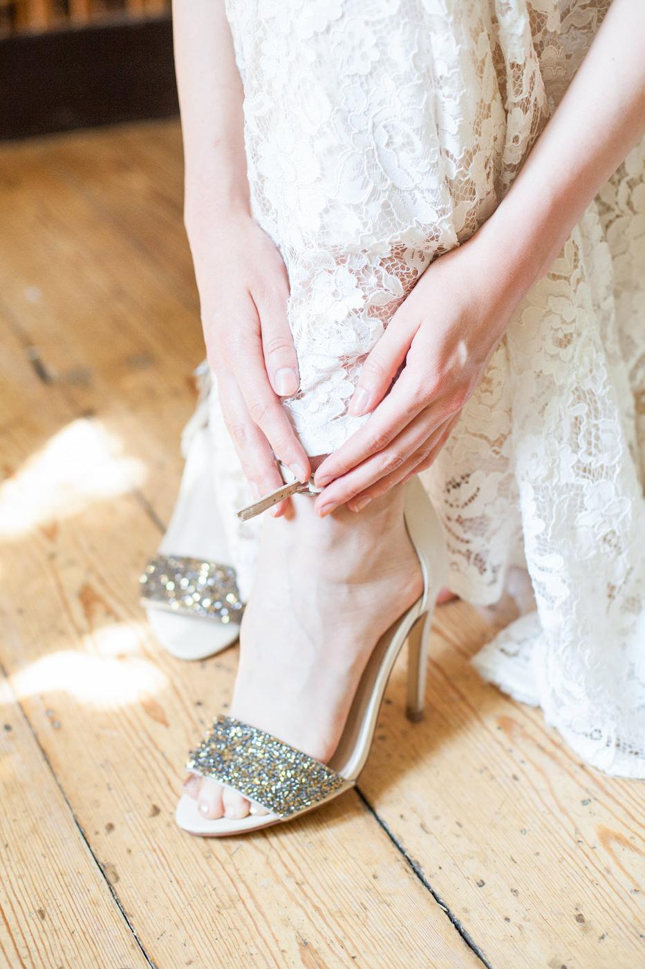 d53cdc054a Sapatos para Noivas: 65+ Modelos e Fotos Incríveis
