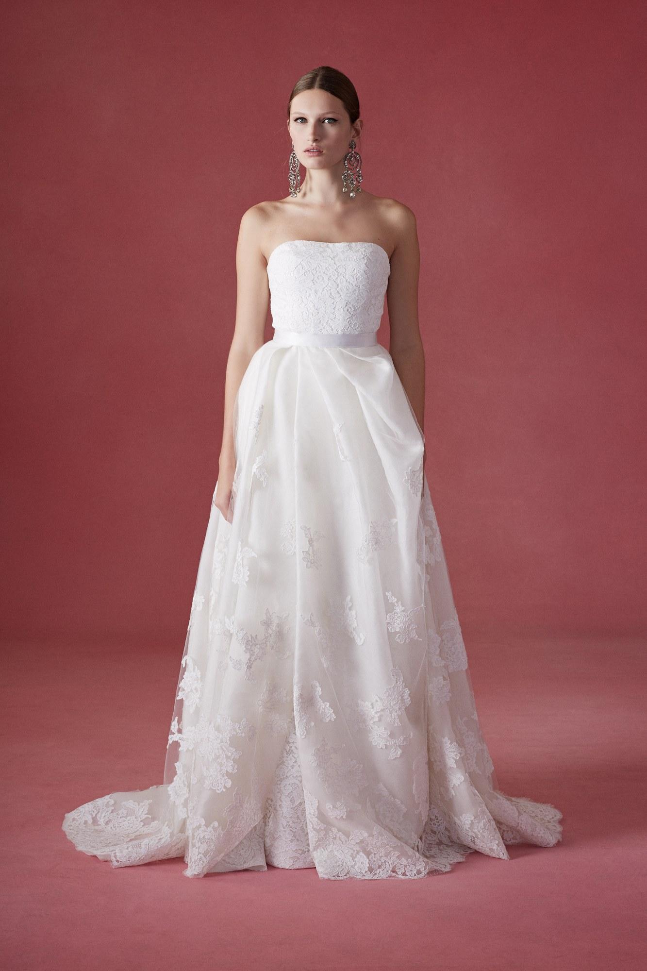 Vestidos De Noiva Tomara Que Caia 65 Modelos Lindos