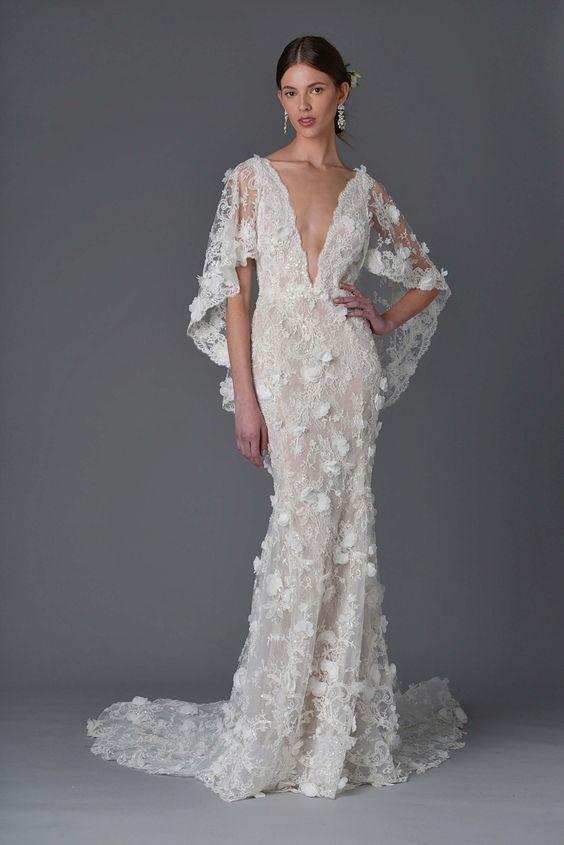 Vestido De Noiva Para Casamento Na Praia 60 Modelos