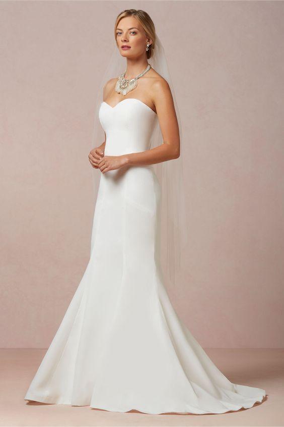 Fabuloso Vestido de Noiva Sereia: 65+ Modelos e Fotos Incríveis! ZW16