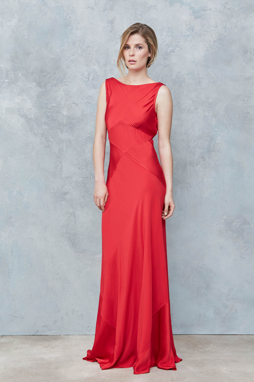 Vestido para Madrinha de Casamento  75 Modelos Incríveis aa09d869d0