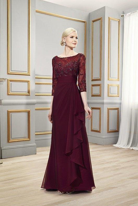 a433a442ce Vestido para Mãe da Noiva   Noivo  60+ Modelos   Fotos!