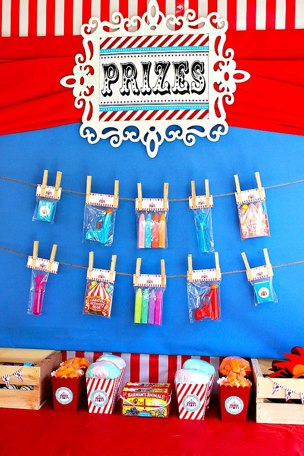 Circus Themed Activities For Kids