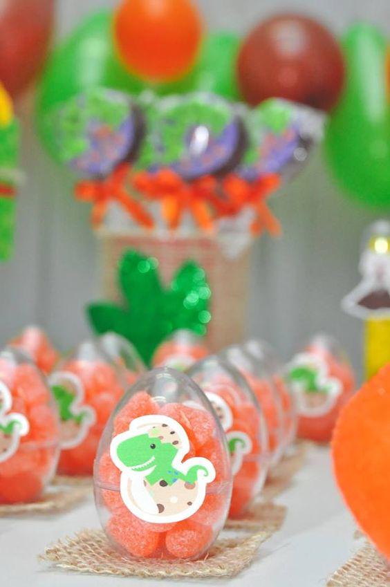 Festa Dinossauro 65 Ideias de Decoraç u00e3o com Fotos! -> Decoraçao De Dinossauro Para Festa Infantil