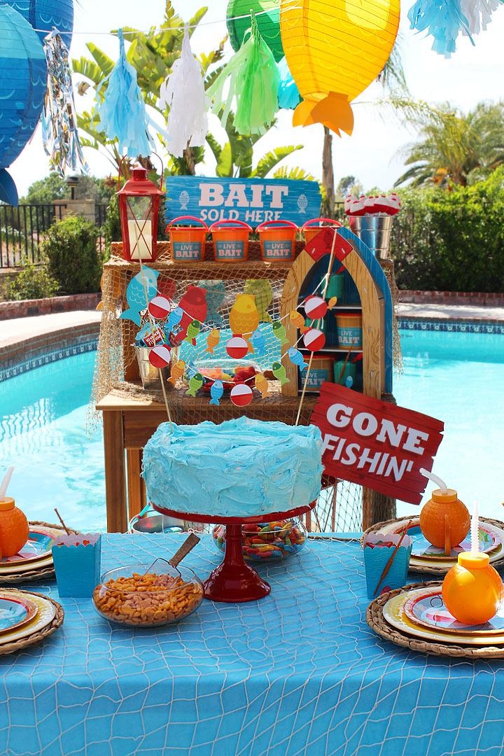 Festa pool party 60 ideias e dicas de decora o for Piscina party