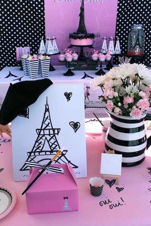 Muito Festa Paris: 55 Ideias de Decoração com Fotos para o Tema ZS91