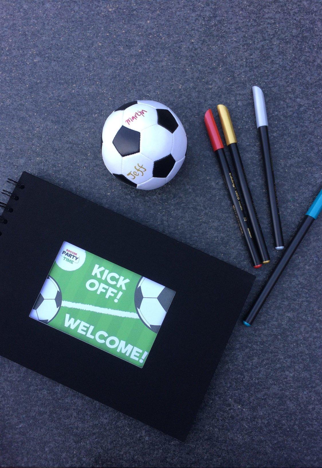 4bb86c4703 Lembrancinha Futebol  50 Ideias e Fotos para se Inspirar