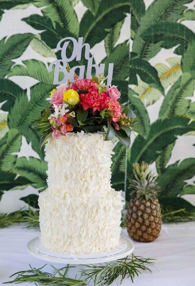 Flores e glacê com um fundo destacado