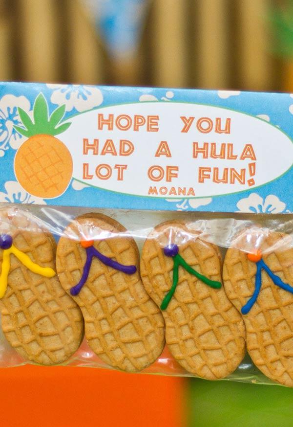 Lembrancinhas com biscoitos decorados