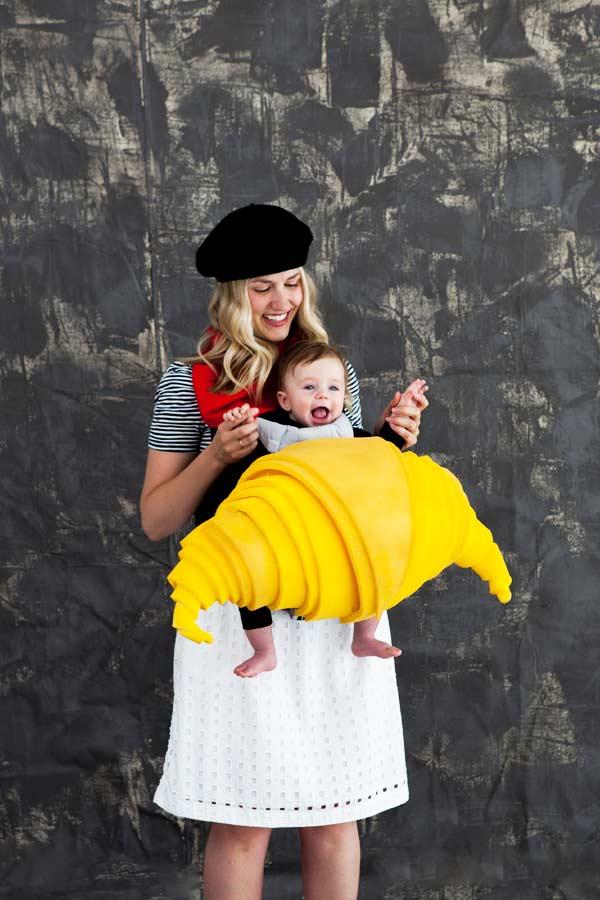 Fantasia mãe e filho para carnaval