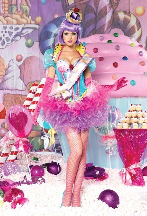 Fantasia rainha dos doces