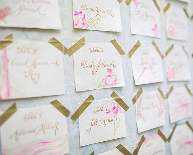 Como organizar chá de bebê: lista de convidados