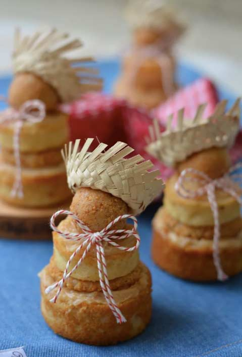 Docinhos caipiras para festa junina