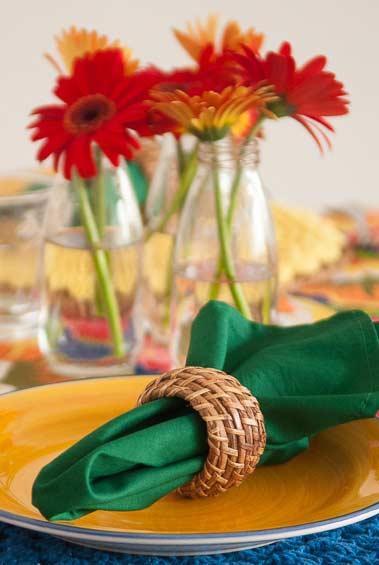 Itens rústicos e naturais para uma decoração especial