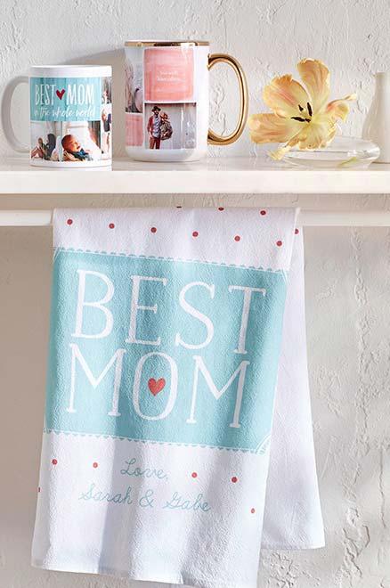 Kit de presente para a Melhor mãe do mundo