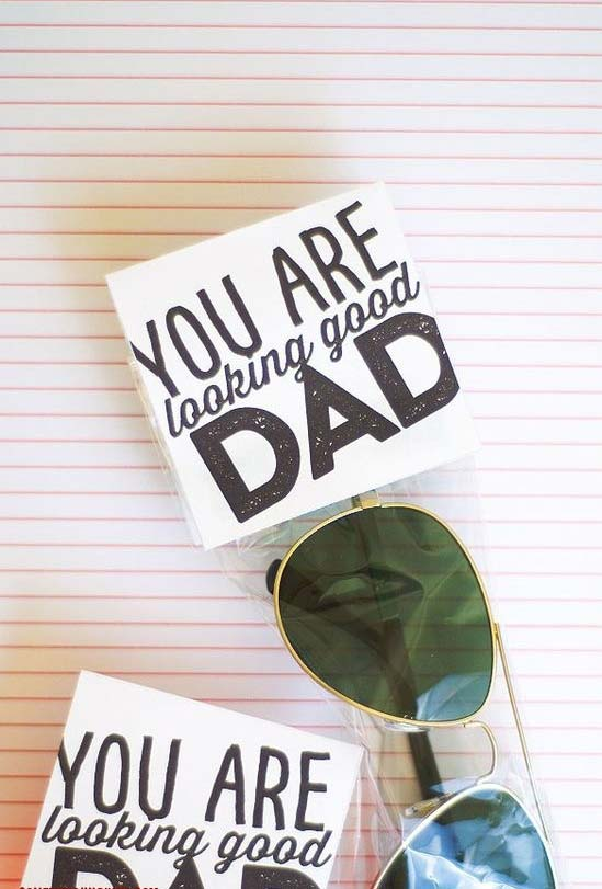 Ideia de presente para o papai
