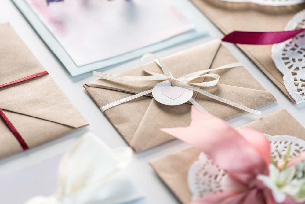 Convite de festa de noivado