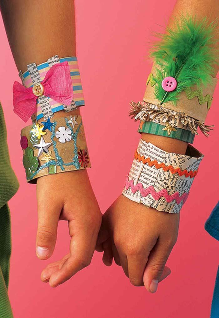 Pulseiras fashion para fazer com as amigas
