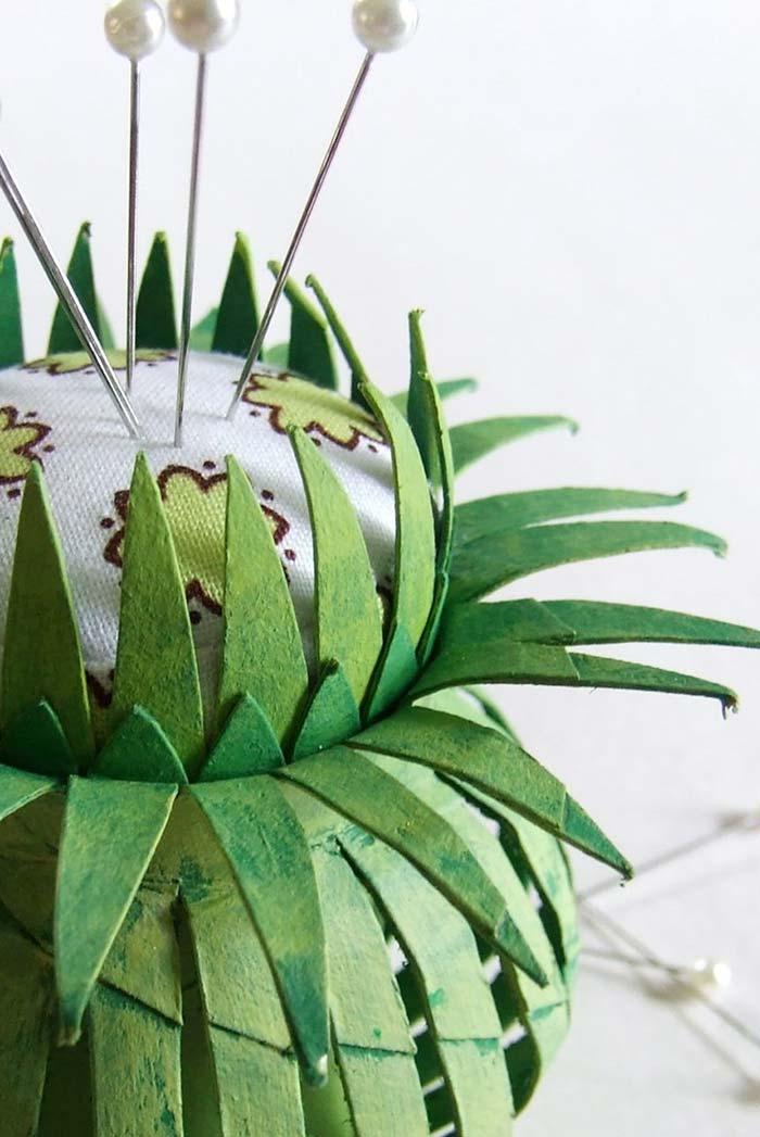 Dê ainda mais personalidade para os seus itens mais simples e convencionais com o artesanato sustentável