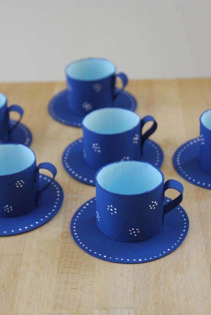 Ideia perfeita para um chá da tarde com as amigas