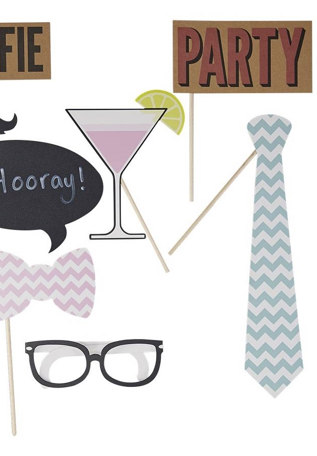 Plaquinhas para uma festa descontraída e cheia de estilo