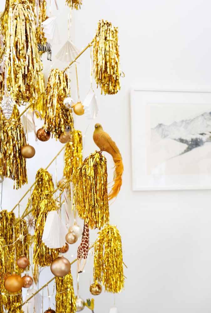 Apostar no dourado é querer uma decoração luxuosa