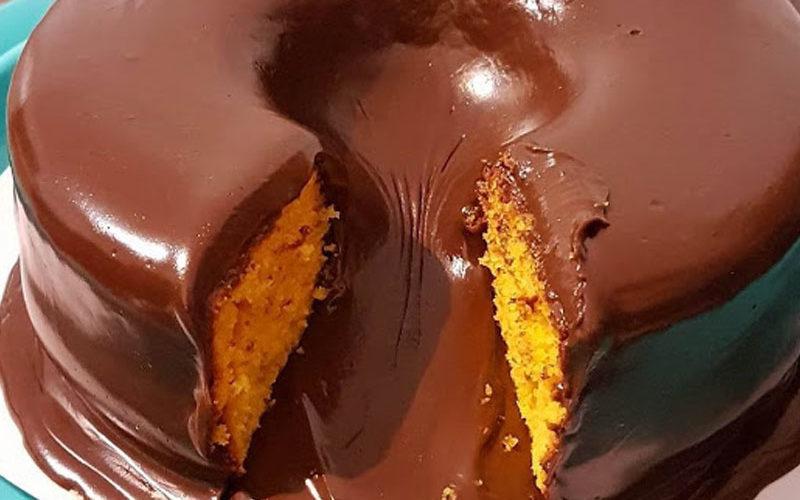 Calda de chocolate