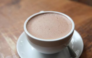 Receitas de chocolate quente