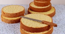 Confira as melhores receitas de pão de ló