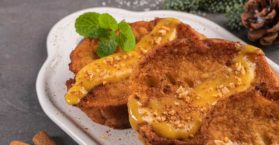 Confira as melhores receitas de rabanada de forno