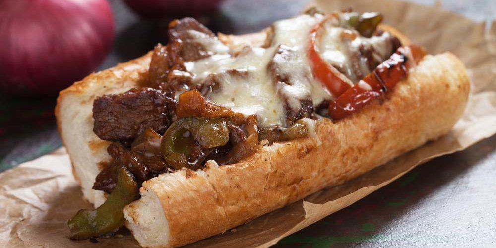 Confira as melhores receitas de Philly Cheesesteak