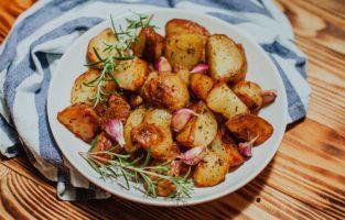 Confira as melhores receitas de batata rústica
