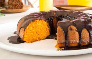 Confira as melhores receitas de bolo de cenoura fit