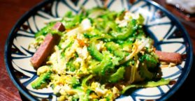 Confira as melhores receitas de goya champuru