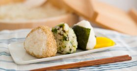 Confira as melhores receitas de onigiri diferentes para fazer em casa