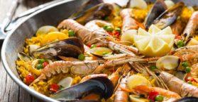Confira as melhores receitas de Paella