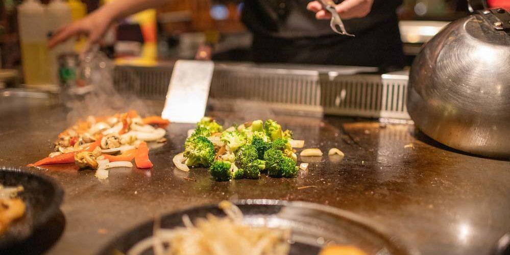 Confira as melhores receitas de teppanyaki
